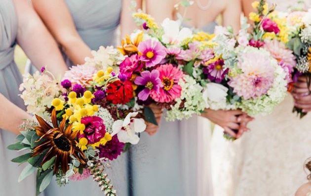 DIY: Wedding Flowers