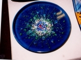 Glass Fusing-Bowl or Plate