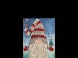 Masterpieces and Messages Holiday Gnome Fall 2020