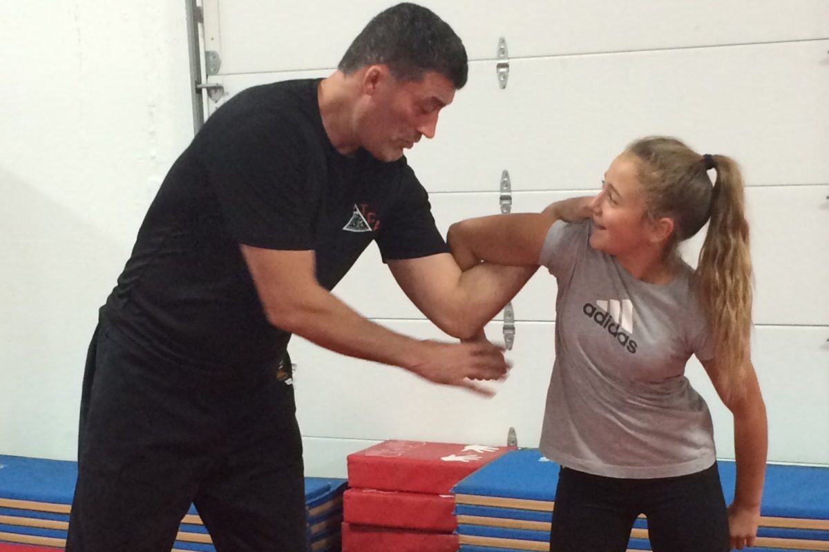 Introduction to Self-Defense