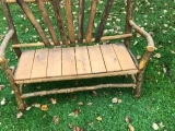 Rustic Chair or Bench