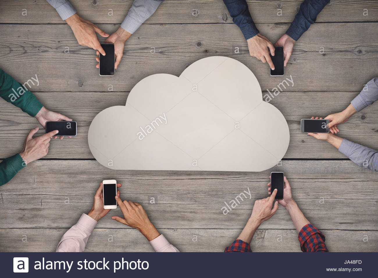 """WORKING IN """"THE CLOUD"""""""