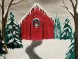 Paint Night - Christmas Barn