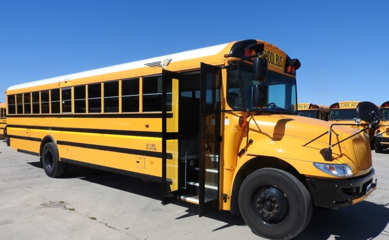 School Bus Class B with Air Brakes | Indian Capital Technology Center