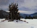 Winter Plein Air Painting with Bridget Ertelt
