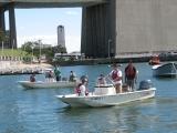 Safe Powerboat Handling