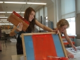 Pre-College Intensives: Printmaking, PR 710E