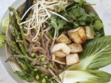 Vietnamese Cooking- Vegan  Stewed Tofu