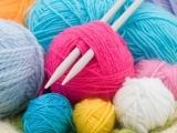 FIBER ARTS--Concentration on Knitting