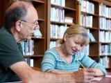 Tutoring at Dorcas Library
