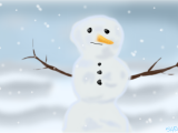 Snowman Paint Night-Orono
