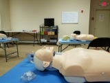 ASHI CPR AED Blended Course with Remote Skills Verification Session