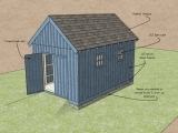 Build a Shed (Home Improvement)