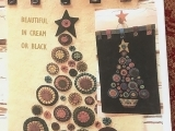 Christmas Wool Penny Wall Hanging