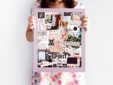 Vision Board: Create Your Best Life - Danbury