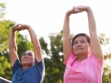 Shoulders, Knees and Toes - Stretch for Adults