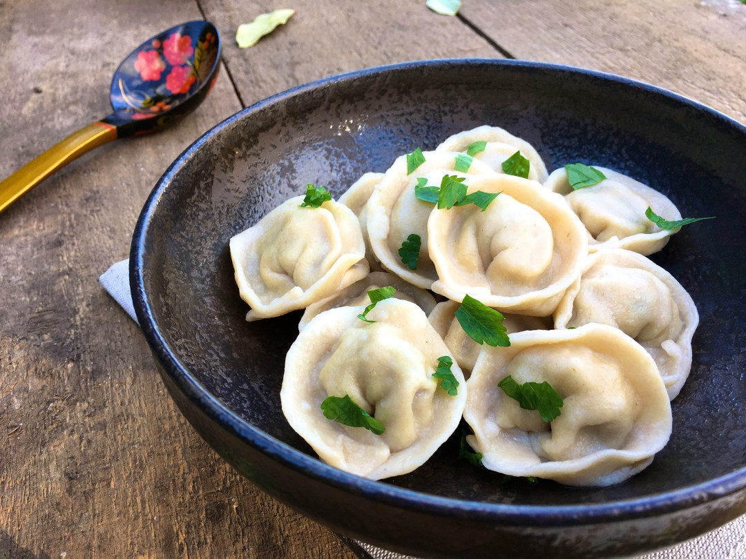 Russian Pelmeni Dumplings - Thurs PM - FULL