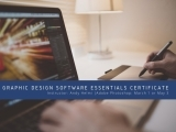 Adobe Photoshop Essentials: Part of the Graphic Design Software Essentials Certificate