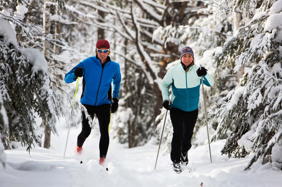 Introduction to Cross Country Skiing for Older Adults
