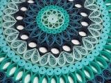 Intermediate Paper Quilling - Create a Mandala, Session 1