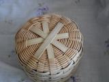Round Basket Weaving