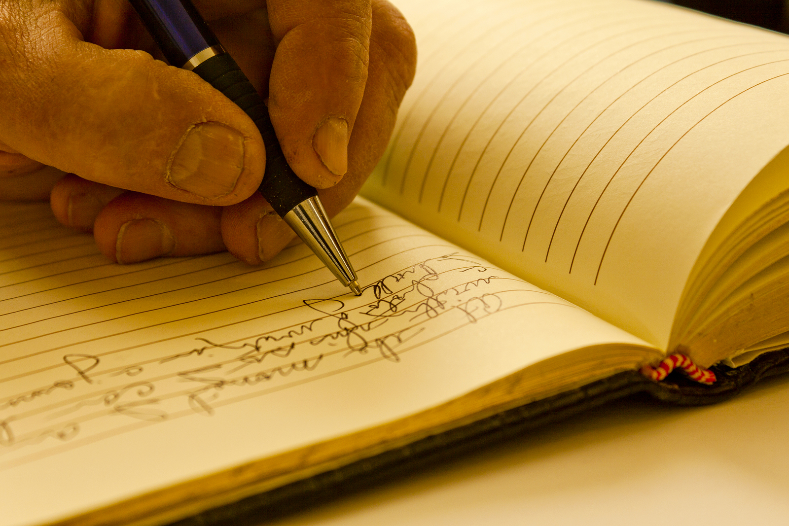 Telling My Story the Write Way: Introduction to Journal Writing
