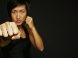 Walk with Courage: A Course in Women's Self-Defense on Escapes and Managing Space