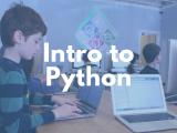 12:45PM   Intro to Python