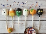 Halloween Cake Pop Class ** SOLD OUT**
