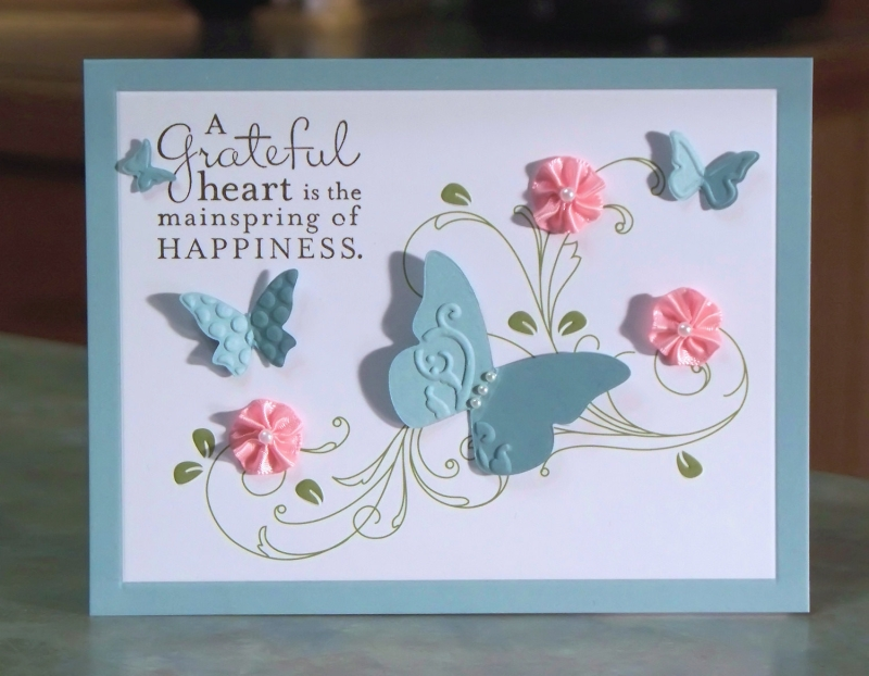Original source: http://handmade4cards.com/wp-content/uploads/2015/10/butterfly-with-peral-handmade-thank-you-cards.jpg