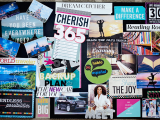 Goal Setting with Vision Boards