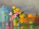 Master Class with Christine Lafuente: Color Harmony in Tonal Painting (ONLINE) IN 609CL_ON