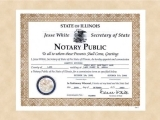 Becoming a Notary Public