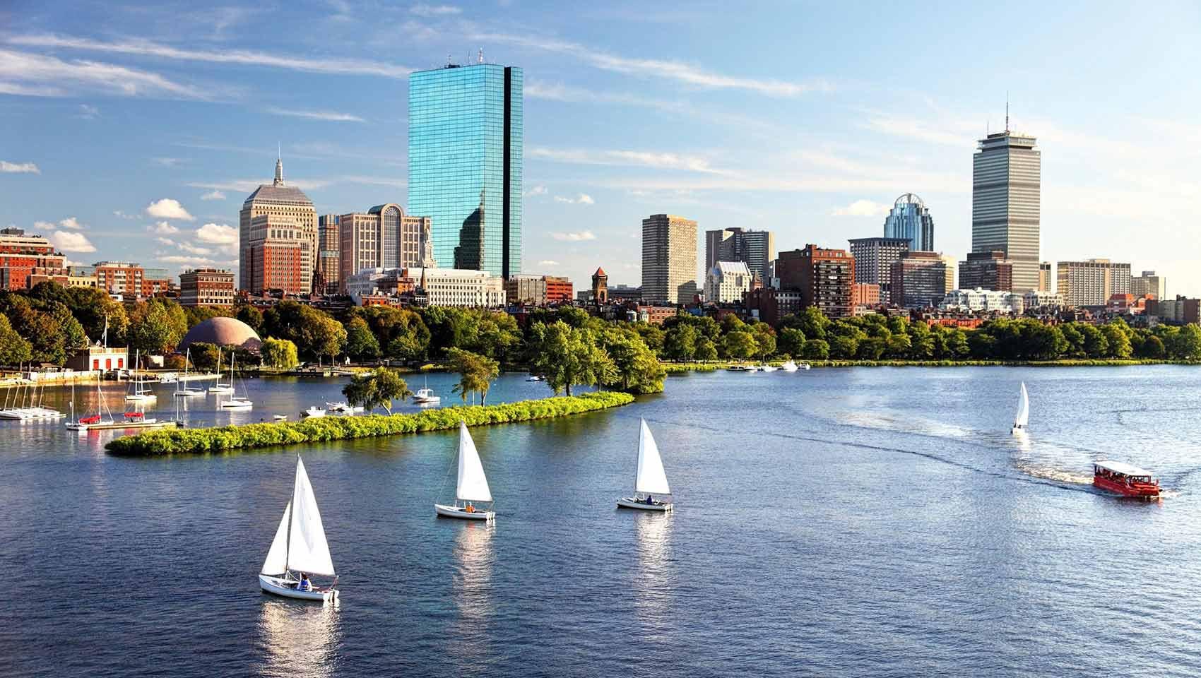 Trip to Boston