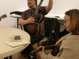 Beginning Acoustic Guitar for Adults - Private Lesson - October