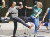Tap Your Way to Fitness Level I