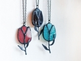 Stained Glass Jewelry - Litchfield