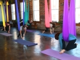 Thursday AM Aerial Yoga