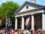 Boston Quincy Market Bus Trip
