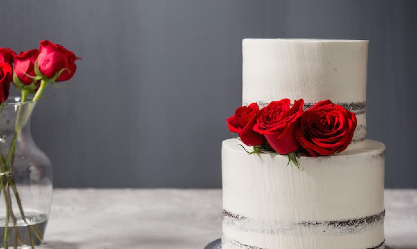 Cake Decorating: Naked Wedding Cakes SII - Spring 2019