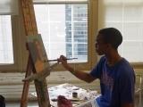 Pre-College: Painting: Porfolio Preparation, PT 710E1T
