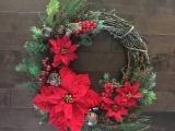 310F18 Floral Workshop: Winter Wreaths