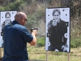 103 – DEFENSIVE HANDGUN CLOSE QUARTERS/ONE-HANDED HANDGUN SKILLS/Salem, CT
