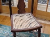 7 Step Traditional Chair Caning