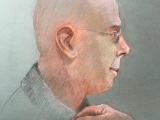 The Portrait in Pastel (ONLINE) DR 611EP_ON