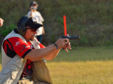 111 – COMPETITION HANDGUN SPEED AND ACCURACY SKILLS/ Pryor Creek, OK
