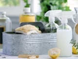 Household Cleaning Hacks with Essential Oils