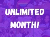 Unlimited Month!