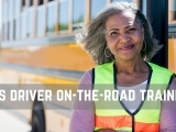 Bus Driver On-the-Road Training