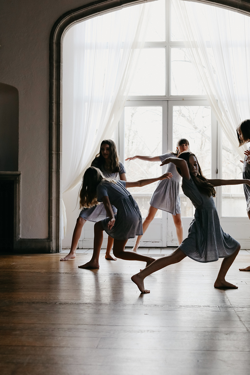 Pre-Professional Dance Intensive (Ages 12 and up)